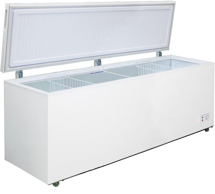 Морозильный ларь БИРЮСА Б-680KXY белый
