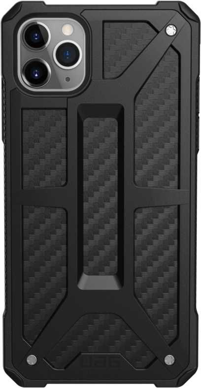 Чехол (клип-кейс) UAG Monarch, для Apple iPhone 11 Pro Max, черный [111721114242]
