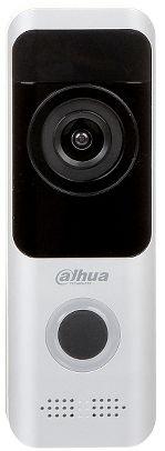 Видеопанель DAHUA DB10-IMOU,  цветная,  накладная,  серебристый