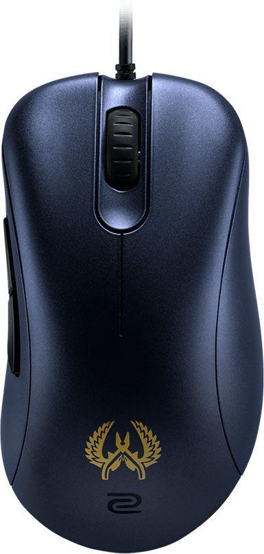 Мышь BENQ Zowie EC1-B CS:GO, игровая, оптическая, проводная, USB, синий [9h.n1abb.a6e]