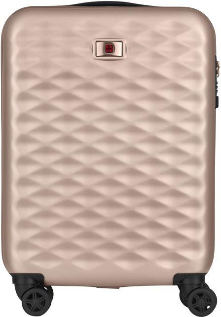 Чемодан Wenger Lumen розовое золото 606496 40x55x20см 32л. 2.5кг.