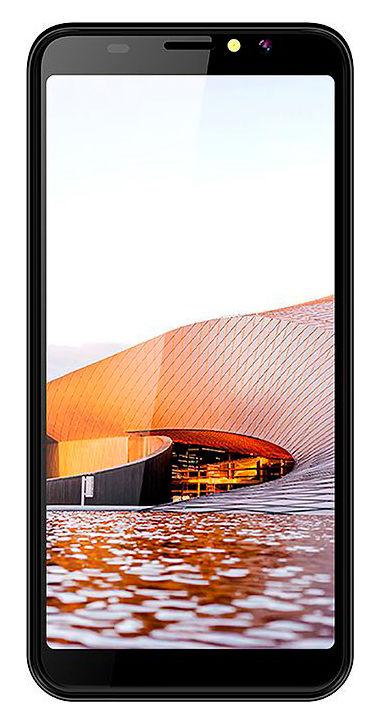 Смартфон HAIER Alpha A6 8Gb,  черный