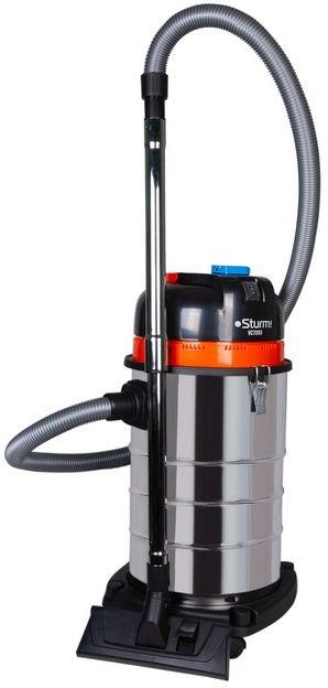 Строительный пылесос STURM! VC7203 оранжевый
