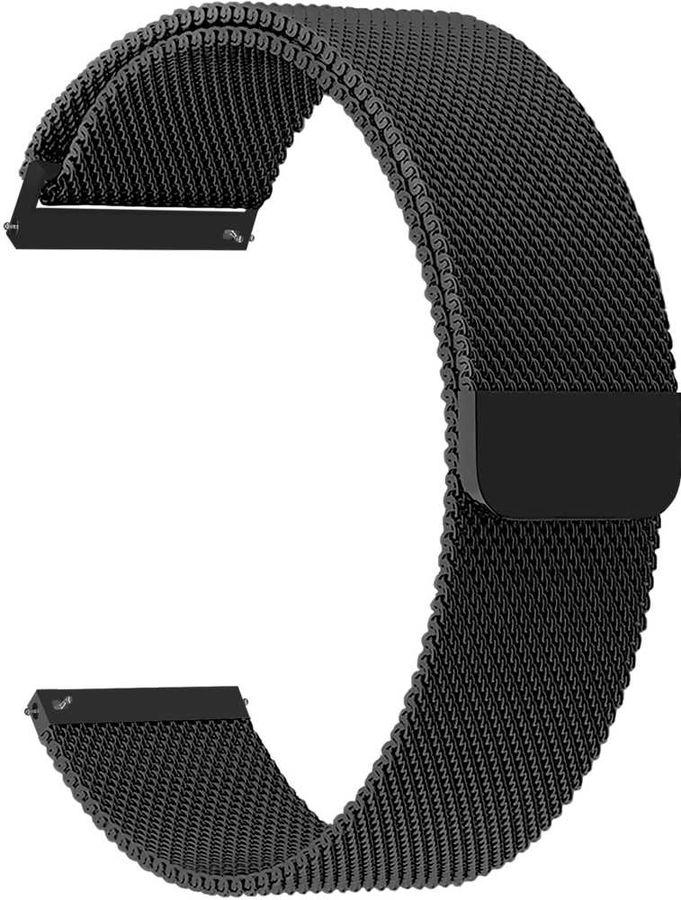 Ремешок Lyambda Capella для универсальный черный (DS-GM-01-20-BK)