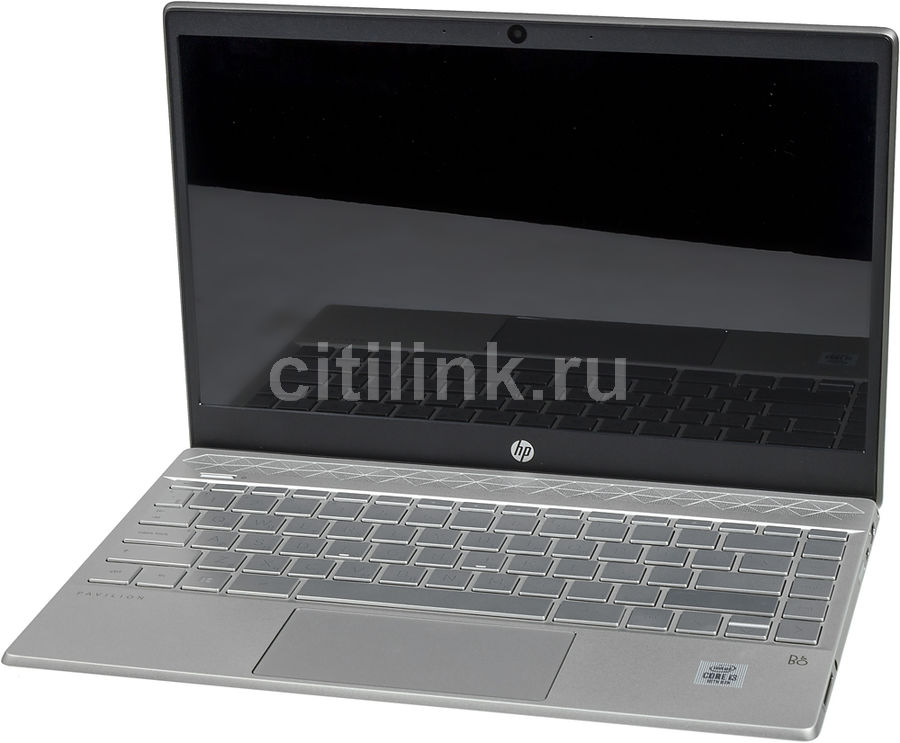 "Ноутбук HP Pavilion 13-an1006ur, 13.3"",  IPS, Intel  Core i3  1005G1 1.2ГГц, 4Гб, 256Гб SSD,  Intel UHD Graphics , Windows 10, 8NE13EA,  серебристый/черный"