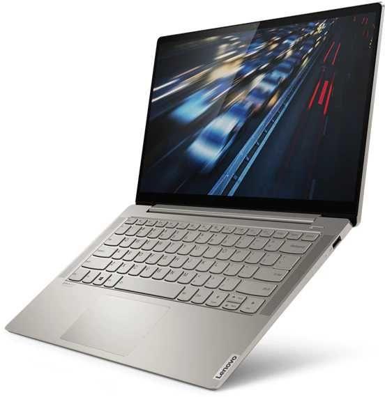 "Ноутбук LENOVO Yoga S740-14IIL, 14"",  IPS, Intel  Core i5  1035G4 1.1ГГц, 16Гб, 512Гб SSD,  Intel Iris Plus graphics , Windows 10, 81RS0066RU,  золотистый"