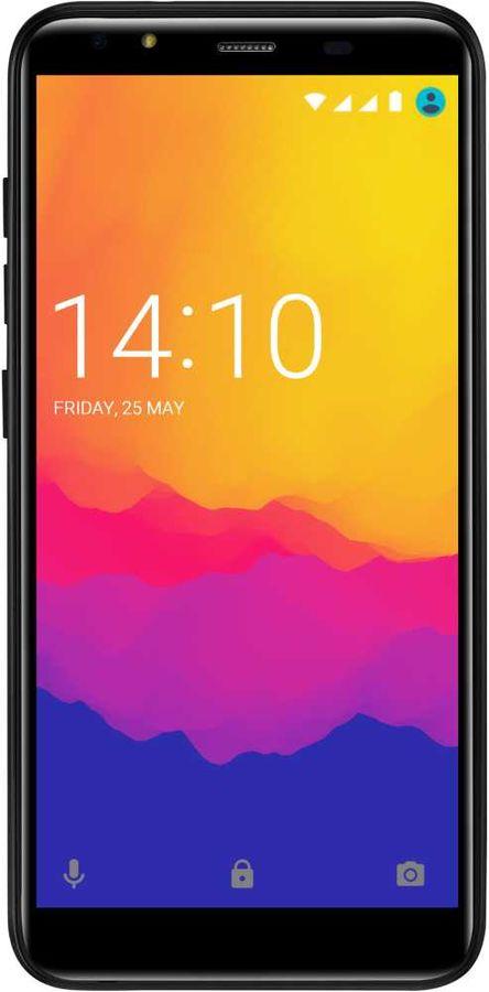 Смартфон PRESTIGIO Muze F5 LTE 16Gb,  черный