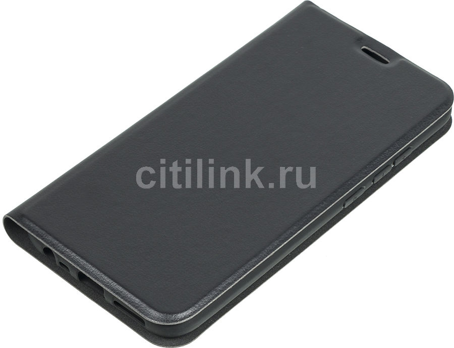 Чехол (флип-кейс) GRESSO Atlant Pro, для Xiaomi Redmi 8, черный [gr15atl287]
