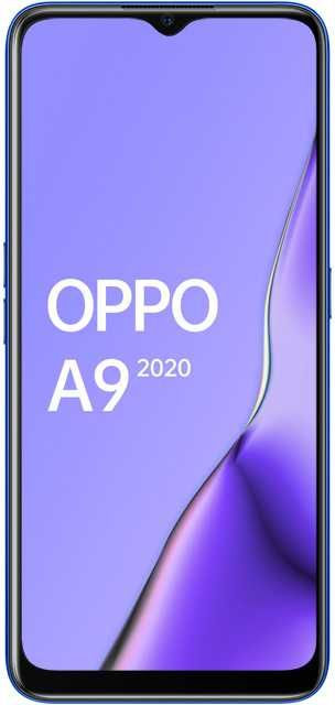 Смартфон OPPO A9 2020 128Gb,  CPH1941,  фиолетовая комета