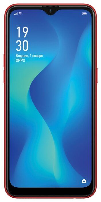 Смартфон OPPO A1k 32Gb,  CPH1923,  красный