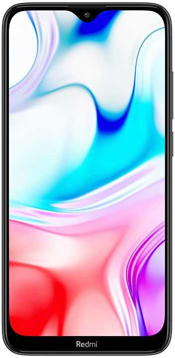 Смартфон XIAOMI Redmi 8 32Gb,  черный