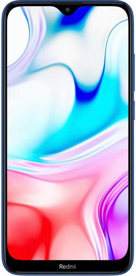 Смартфон XIAOMI Redmi 8 64Gb,  синий