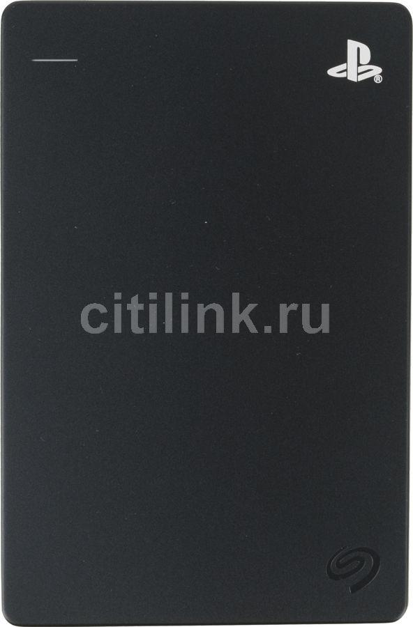 Внешний жесткий диск SEAGATE Game Drive STGD2000200, 2Тб, черный