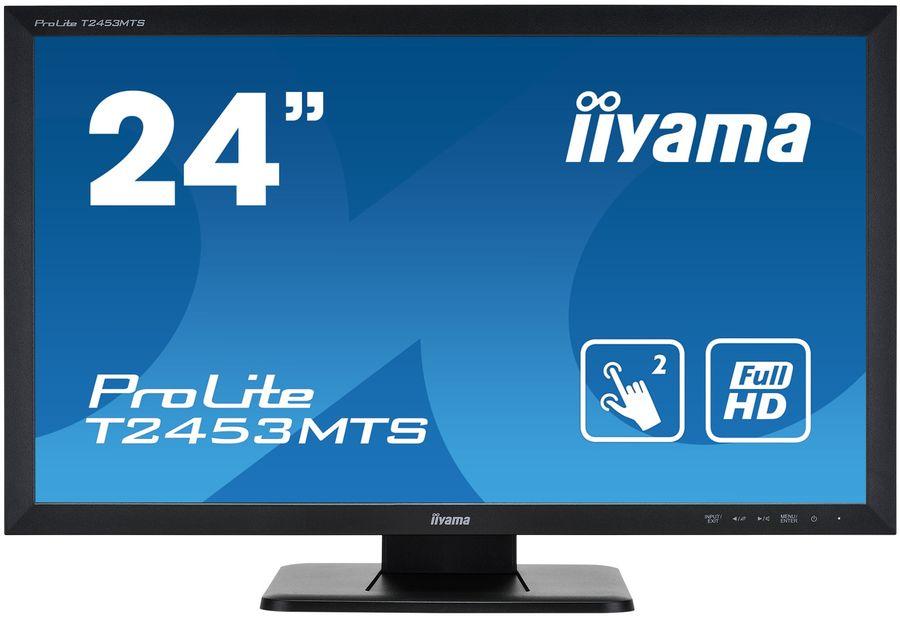 """Монитор IIYAMA ProLite T2453MTS-B1 24"""", черный"""