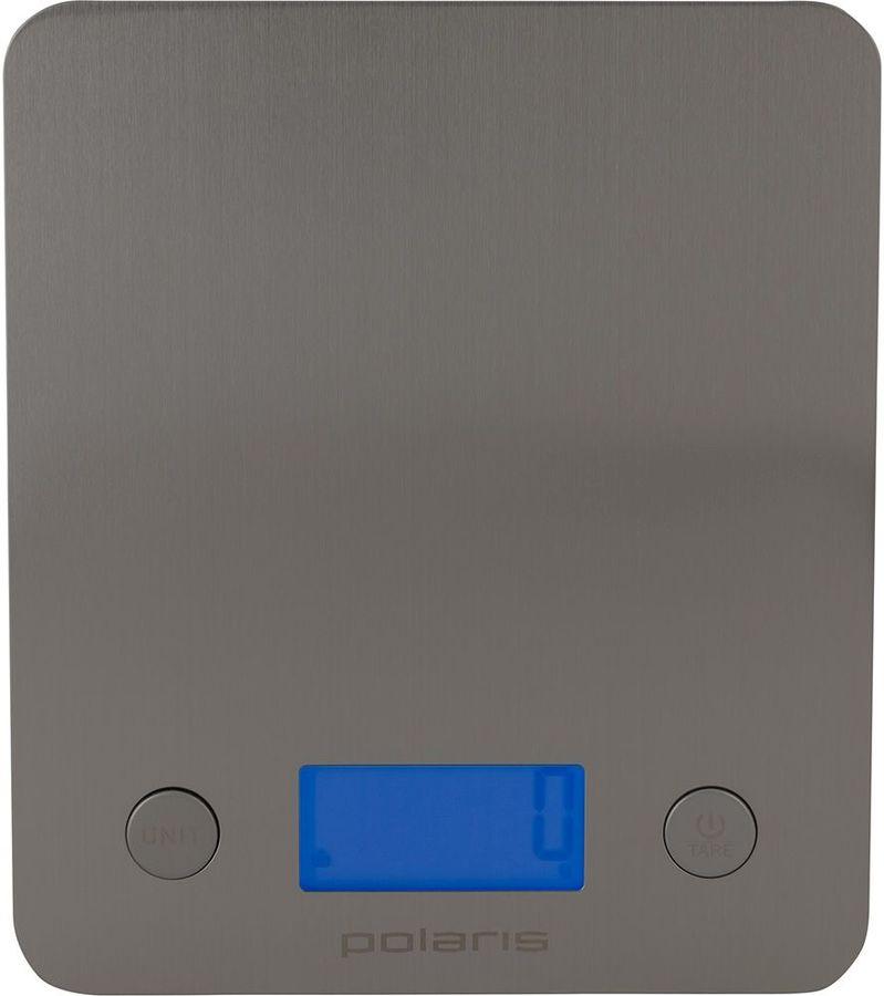Весы кухонные POLARIS PKS 0547DM,  стальной