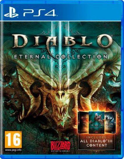 Игра PLAYSTATION Diablo III: Eternal Collection,  русская версия
