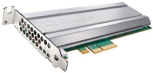 SSD накопитель INTEL DC P4500 SSDPEDKX080T701 8Тб, PCI-E AIC (add-in-card), PCI-E x4,  NVMe