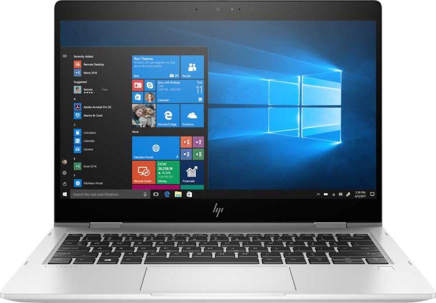 "Ноутбук-трансформер HP EliteBook x360 830 G6, 13.3"",  Intel  Core i7  8565U 1.8ГГц, 8Гб, 512Гб SSD,  Intel UHD Graphics  620, Windows 10 Professional, 6XD36EA,  серебристый"