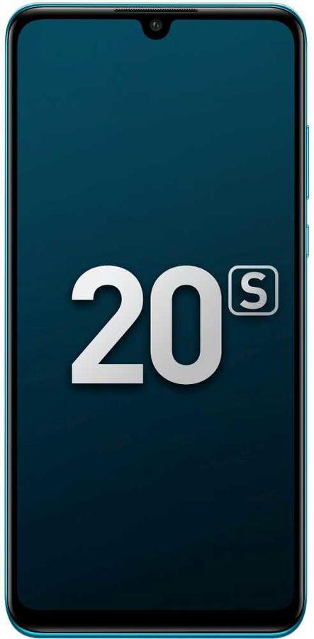 Смартфон HONOR 20s 6/128Gb,  синий