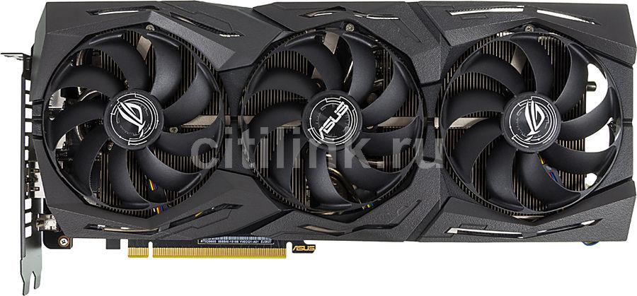 Видеокарта ASUS nVidia  GeForce RTX 2060SUPER ,  ROG-STRIX-RTX2060S-A8G-EVO-GAMING,  8Гб, GDDR6, Ret