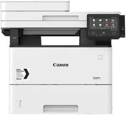 МФУ лазерный CANON i-Sensys MF543x,  A4,  лазерный,  белый [3513c019]