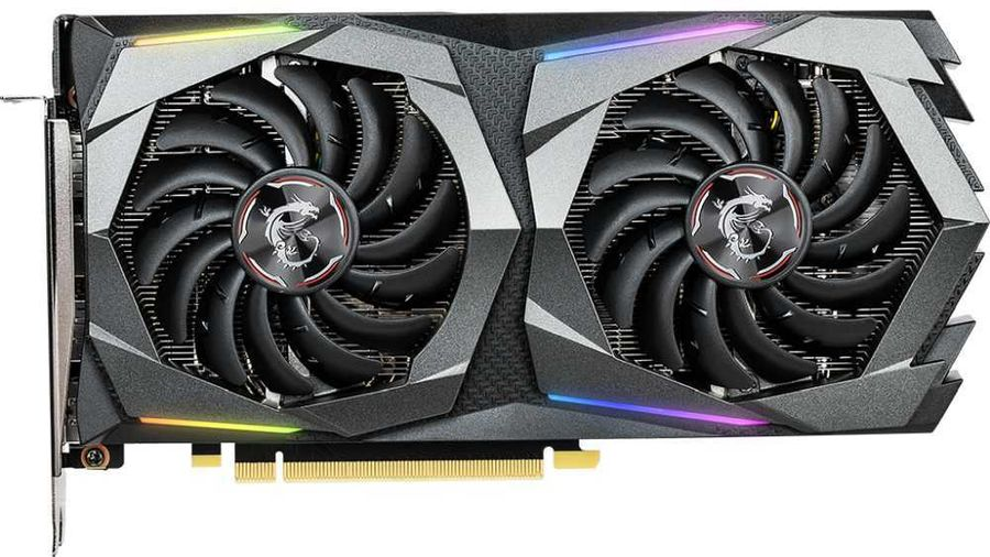 Видеокарта MSI nVidia  GeForce GTX 1660SUPER ,  GTX 1660 SUPER GAMING,  6Гб, GDDR6, Ret