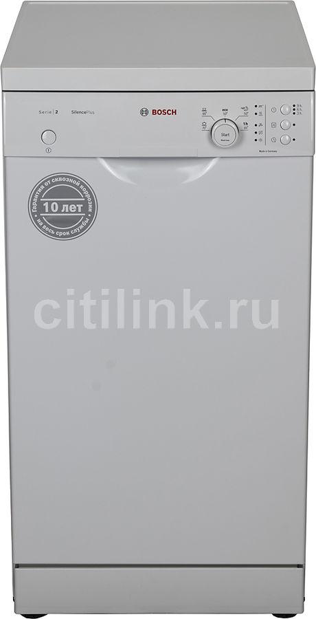 Посудомоечная машина BOSCH SPS25FW03R, белая