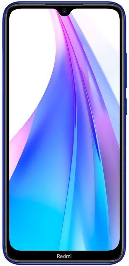 Смартфон XIAOMI Redmi Note 8T 32Gb,  синий