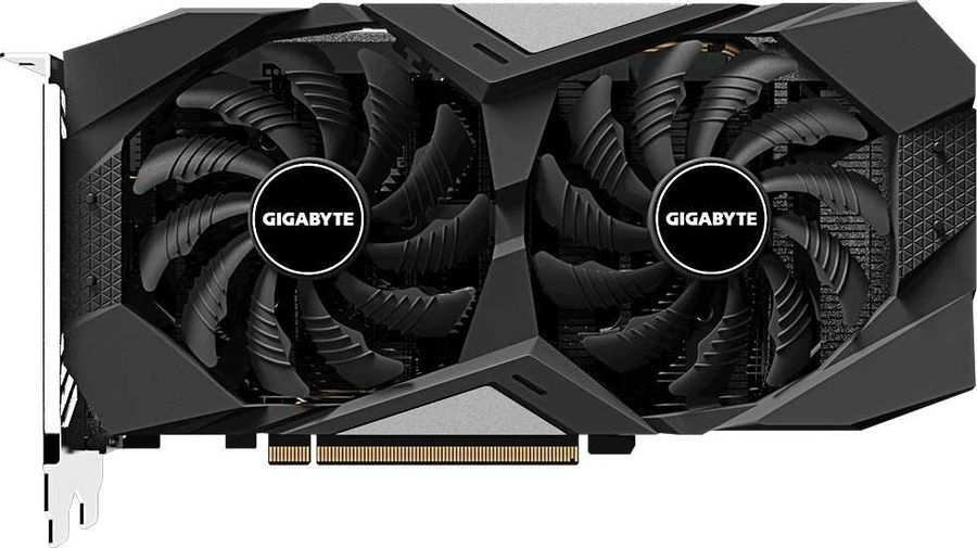 Видеокарта GIGABYTE nVidia  GeForce GTX 1650SUPER ,  GV-N165SWF2OC-4GD,  4Гб, GDDR6, OC,  Ret