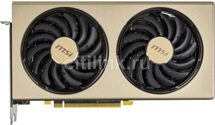 Видеокарта MSI AMD  Radeon RX 5700 ,  RX 5700 EVOKE GP OC,  8Гб, GDDR6, OC,  Ret