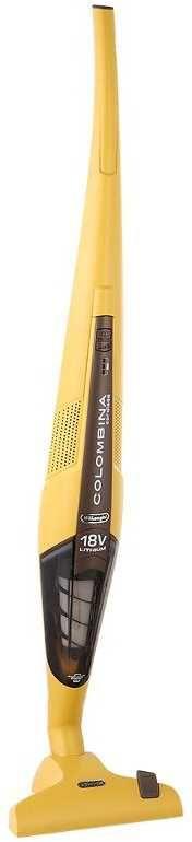 Ручной пылесос (handstick) DELONGHI XLR18LM.Y, желтый