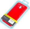 Чехол (клип-кейс) BORASCO Soft Touch, для Xiaomi Redmi 8A, красный [37996] вид 5