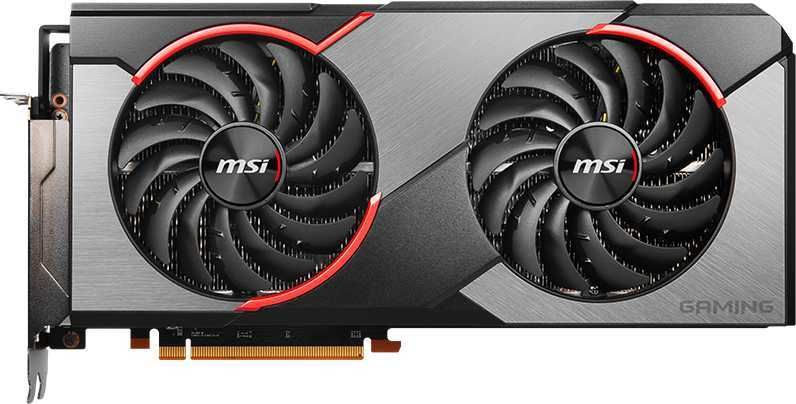 Видеокарта MSI AMD  Radeon RX 5700XT ,  RX 5700 XT GAMING,  8Гб, GDDR6, Ret