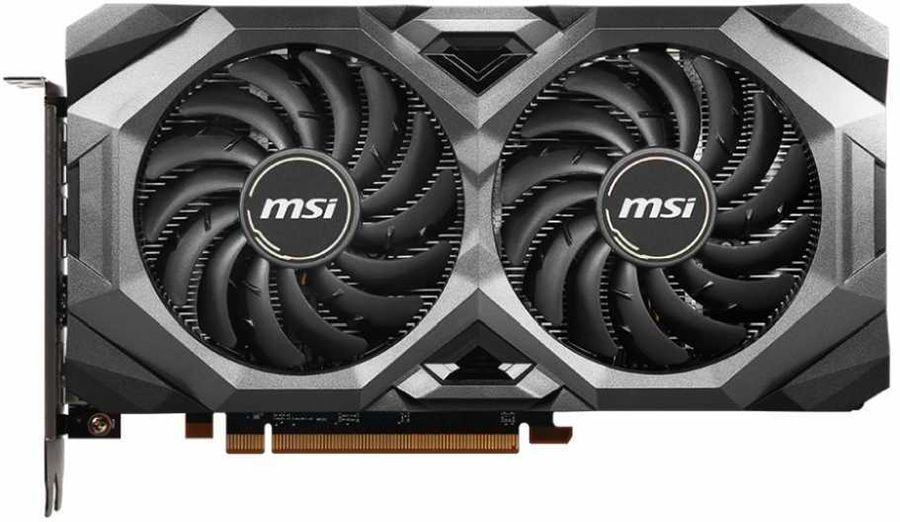 Видеокарта MSI AMD  Radeon RX 5700XT ,  RX 5700 XT MECH,  8Гб, GDDR6, Ret