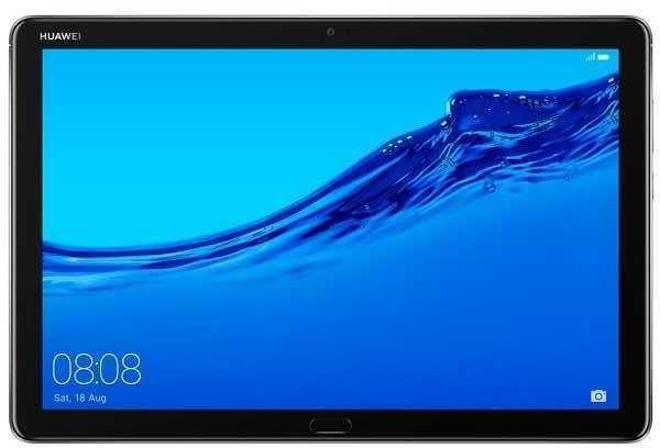 Планшет HUAWEI MediaPad M5 10.0 Lite,  4GB, 64GB, 3G,  4G,  Android 8.0 серый [53010qwe]