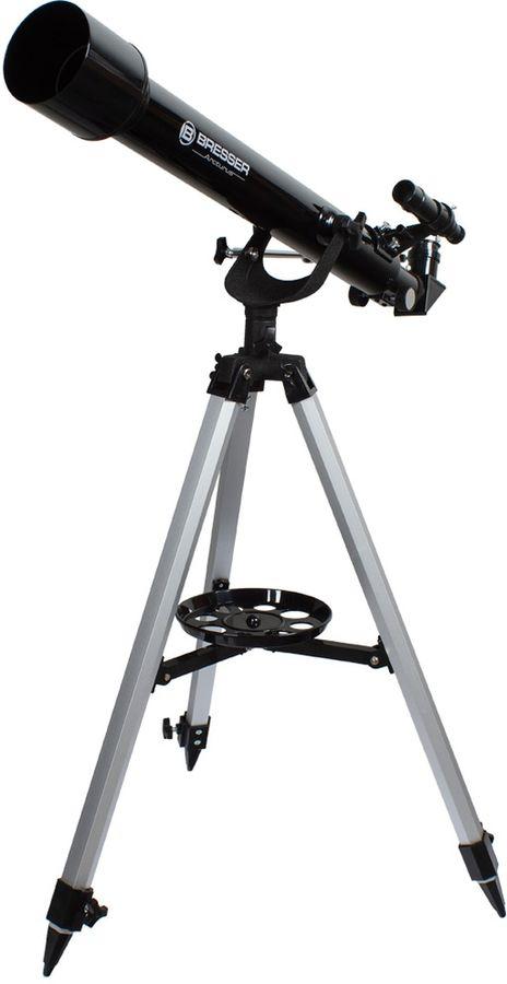 Купить Телескоп Bresser Arcturus 60/700 AZ рефрактор d60 fl700мм 120x черный в интернет-магазине СИТИЛИНК, цена на Телескоп Bresser Arcturus 60/700 AZ рефрактор d60 fl700мм 120x черный (1202477) - Воронеж