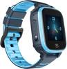 "Смарт-часы JET Kid Vision 4G,  1.44"",  синий / серый [vision 4g blue+grey] вид 2"