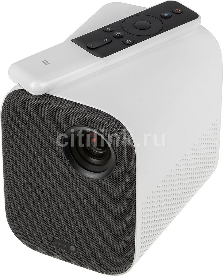 Купить Проектор XIAOMI Mi Smart Compact Projector M055MGN,  бело-серый в интернет-магазине СИТИЛИНК, цена на Проектор XIAOMI Mi Smart Compact Projector M055MGN,  бело-серый (1204473) - Москва