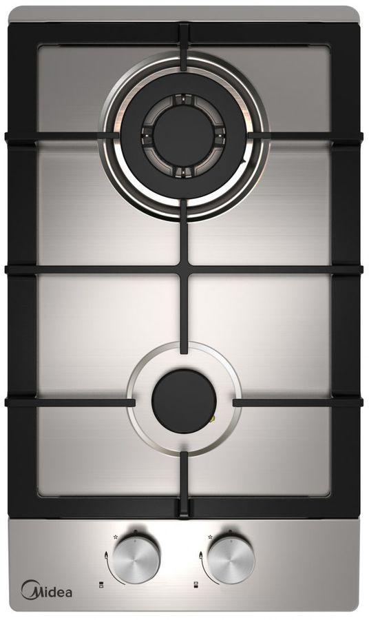 Варочная панель MIDEA MG3205TX,  независимая,  нержавеющая сталь
