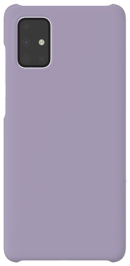 Чехол (клип-кейс) SAMSUNG WITS Premium Hard Case, для Samsung Galaxy A71, пурпурный [gp-fpa715wsaer]