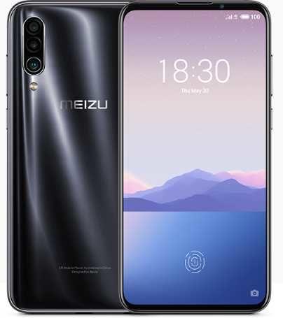 Смартфон MEIZU 16XS 64Gb,  M926H,  черный