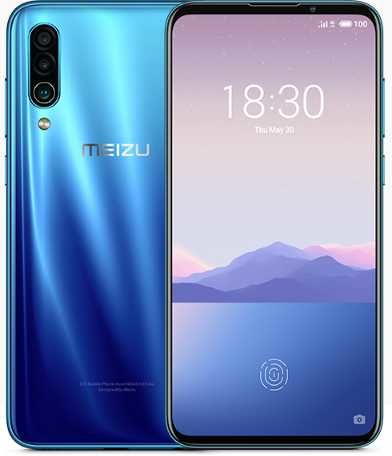 Смартфон MEIZU 16XS 64Gb,  M926H,  синий