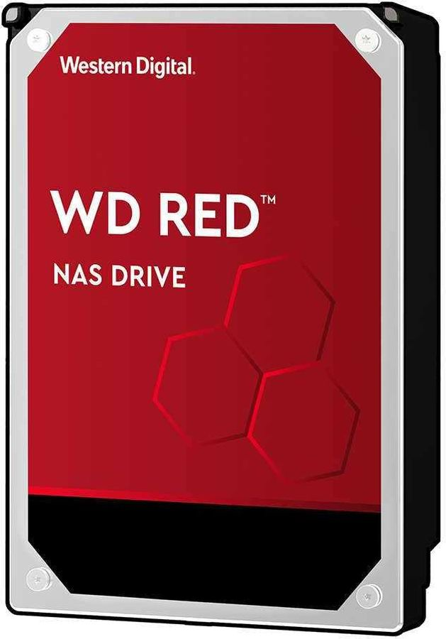 Жесткий диск WD Red WD30EFAX,  3Тб,  HDD,  SATA III,  3.5""