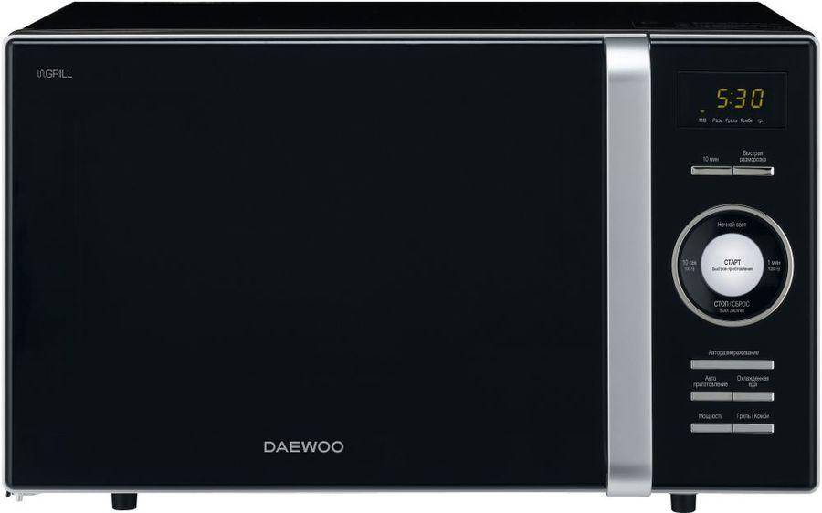Микроволновая Печь Daewoo KQG-81LKB 23л. 800Вт черный