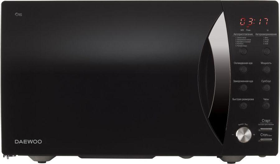 Микроволновая Печь Daewoo KOR-81FRB 23л. 800Вт черный