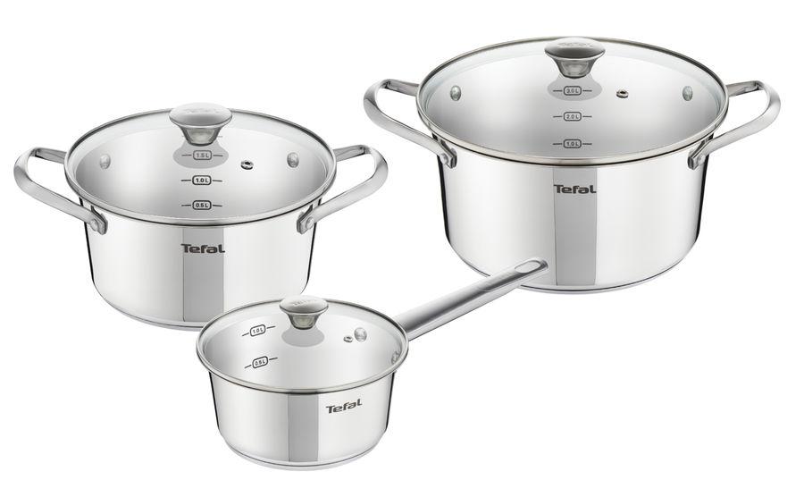 Набор посуды TEFAL Simpleo B907S674,  6 предметов