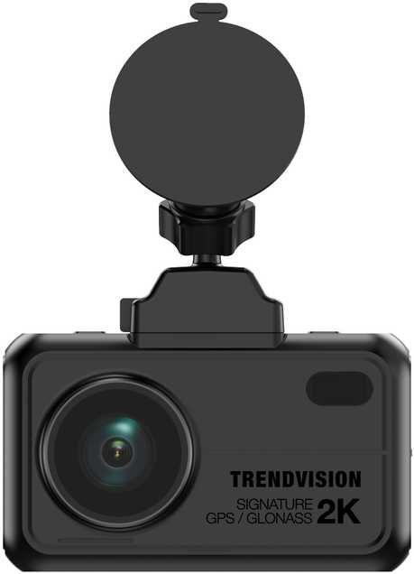 Видеорегистратор с радар-детектором TrendVision Hybrid Signature PRO GPS ГЛОНАСС черный