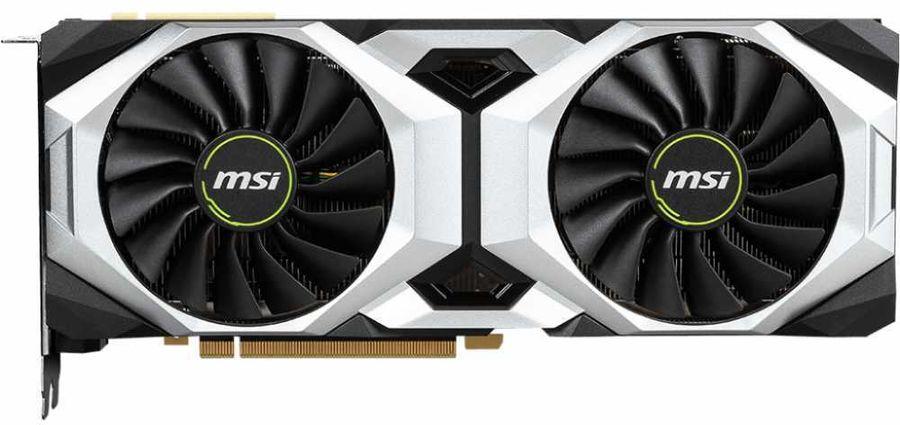 Видеокарта MSI nVidia  GeForce RTX 2080Ti ,  RTX 2080 Ti VENTUS GP OC