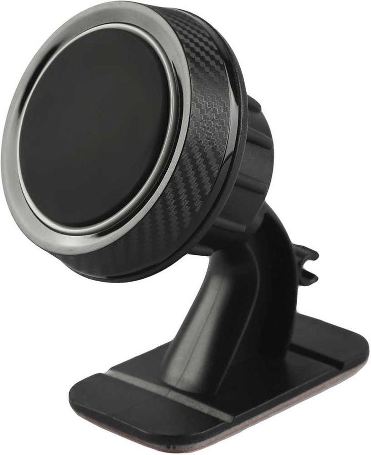 Держатель Wiiix HT-76T11mg-cb магнитный черный/красный