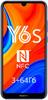 Смартфон HUAWEI Y6s 3/64Gb,  синий вид 2